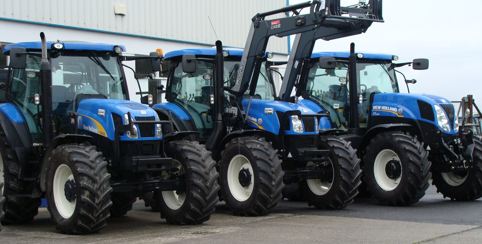 Murphy's Motors is a family run business established in 1960, at a time when mechanised farming began to take hold in Ireland.