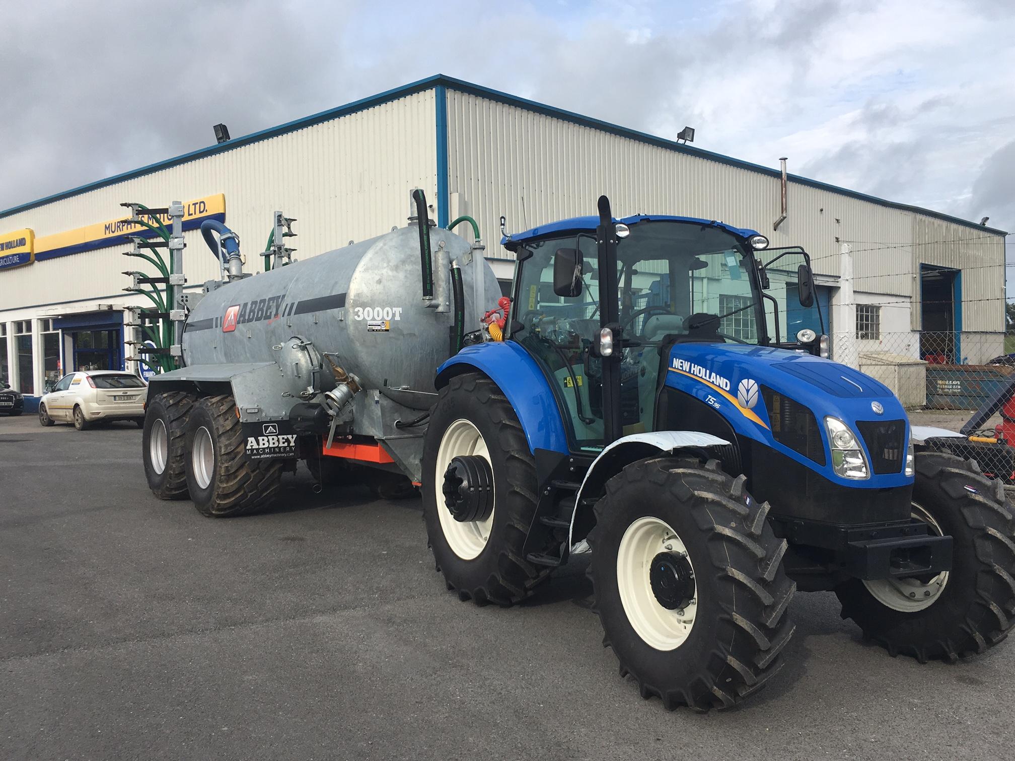 Tullogher/Glenmore Ploughing TV3 & Iverk Show
