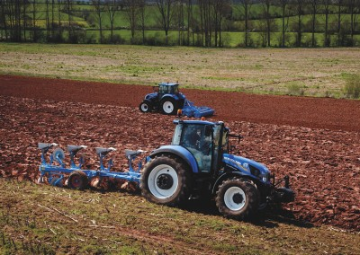 New Holland T5 Tier 4A