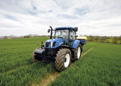 New Holland T6 - TIER 4A
