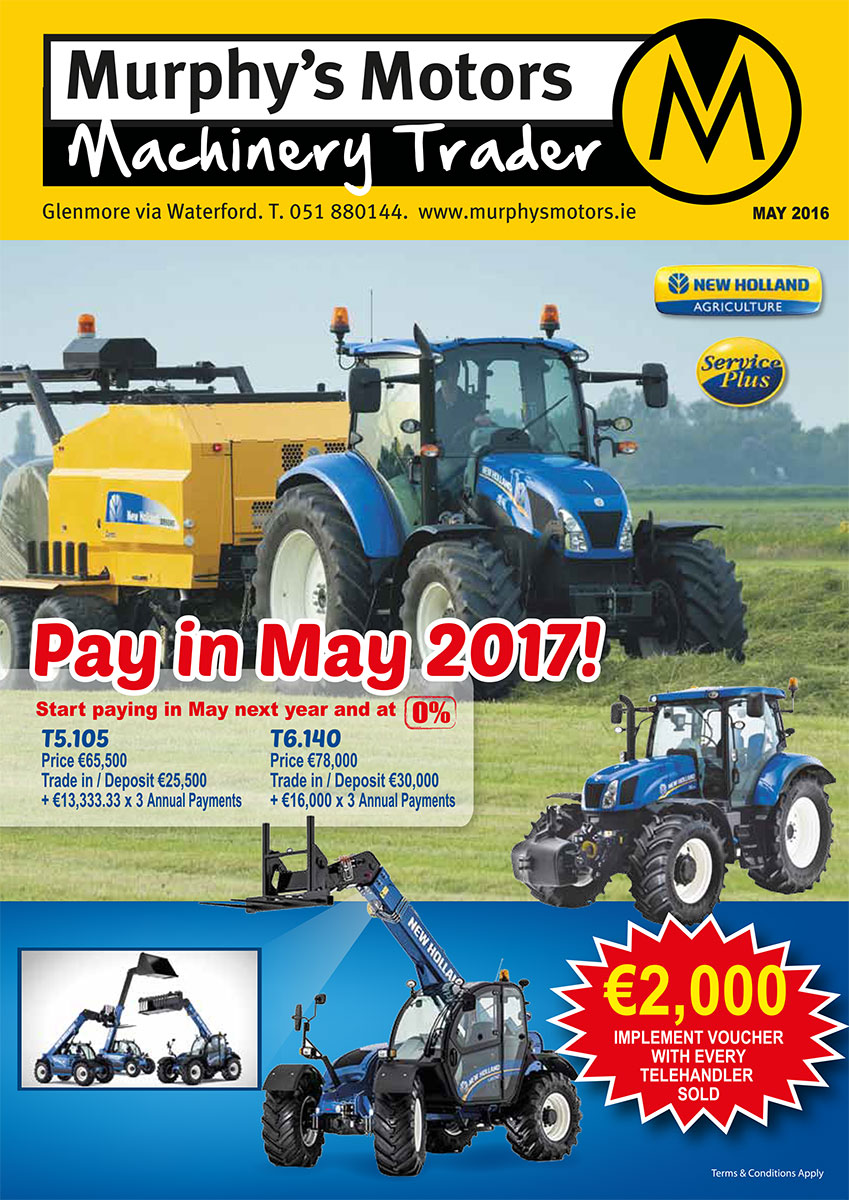 Machinery Trader May 2016