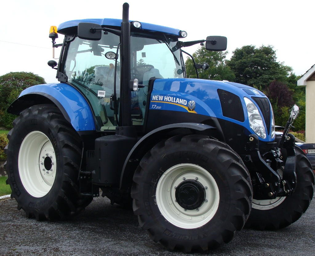 New Holland T6 Tractor Models