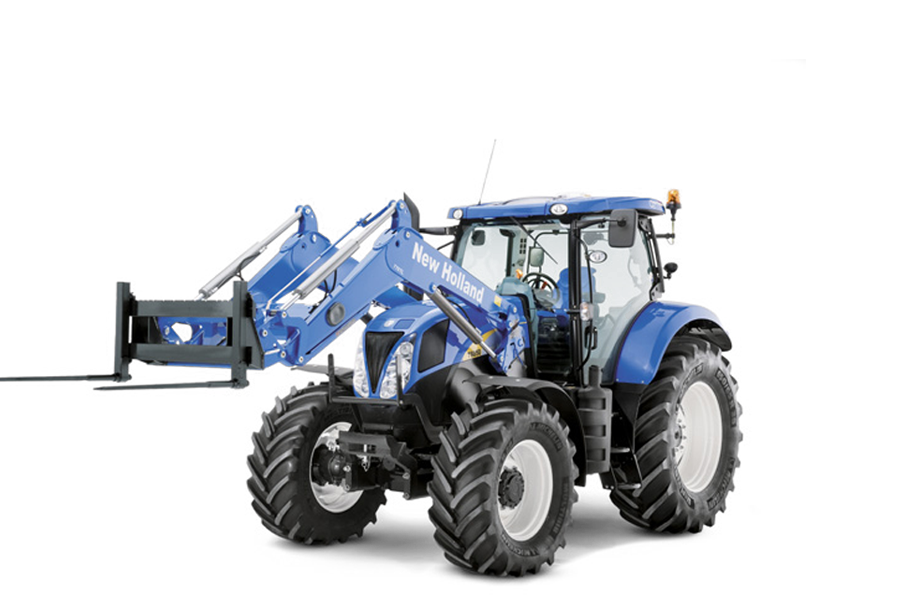 New Holland 700TL Range