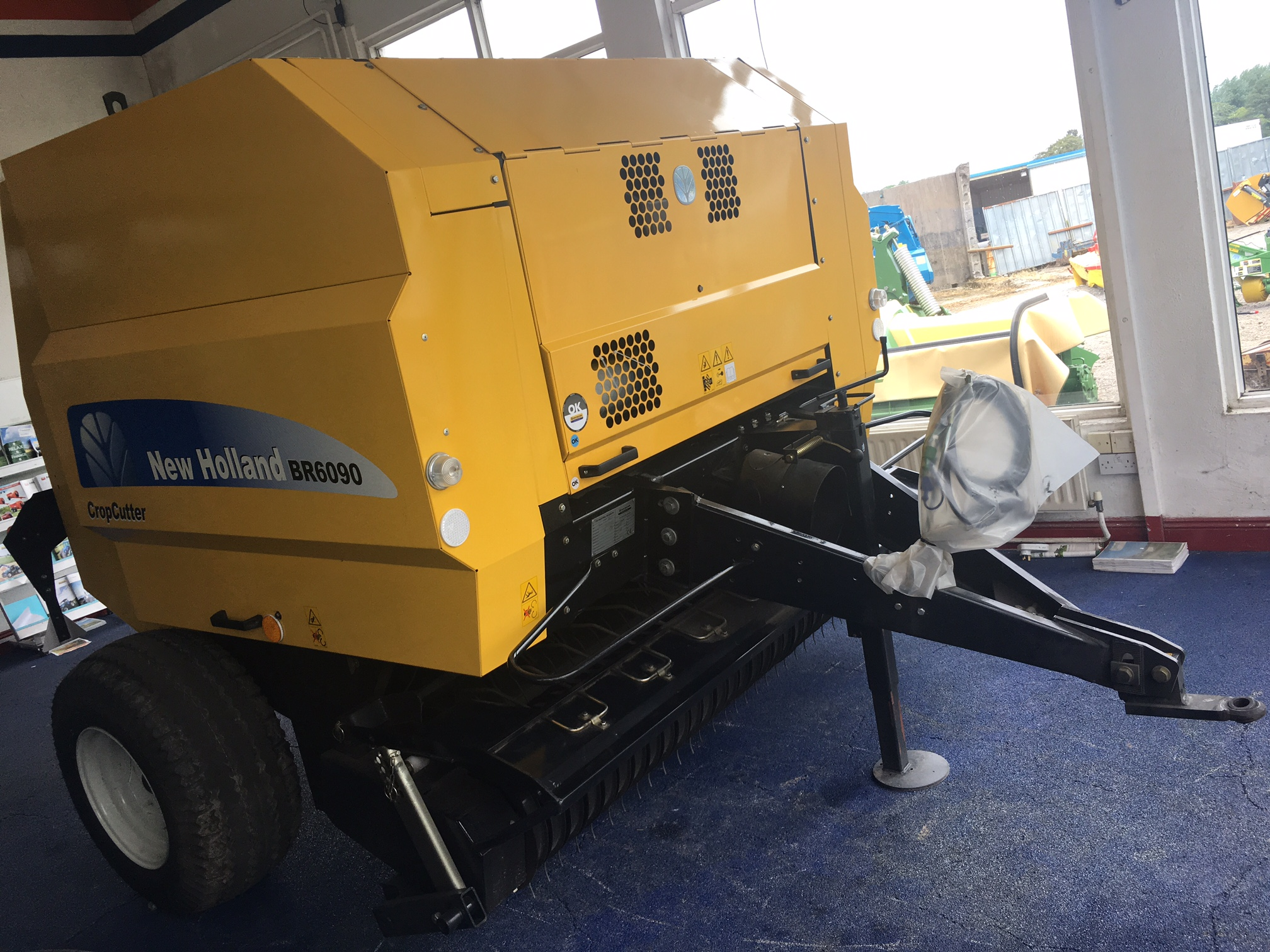 New Holland Machinery BR6000 Cropcutter