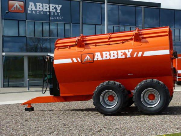 Abbey Flail Side Dung Spreaders