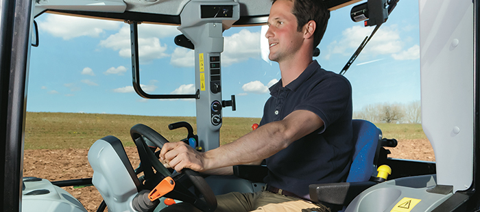 New Holland T4 Tier A