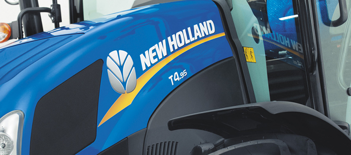 New Holland Tier 4 Tier A