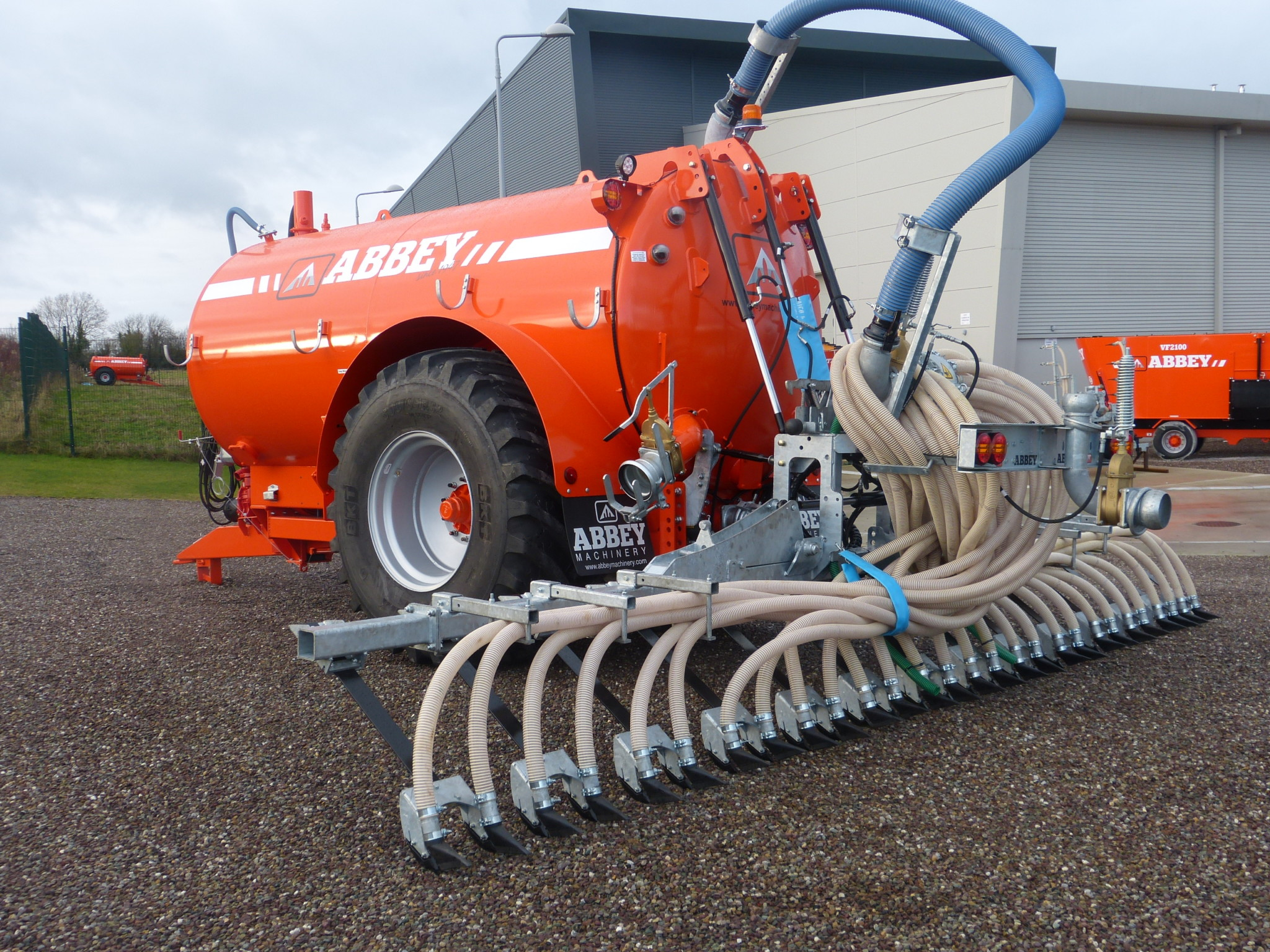 Abbey Slurry Applicator