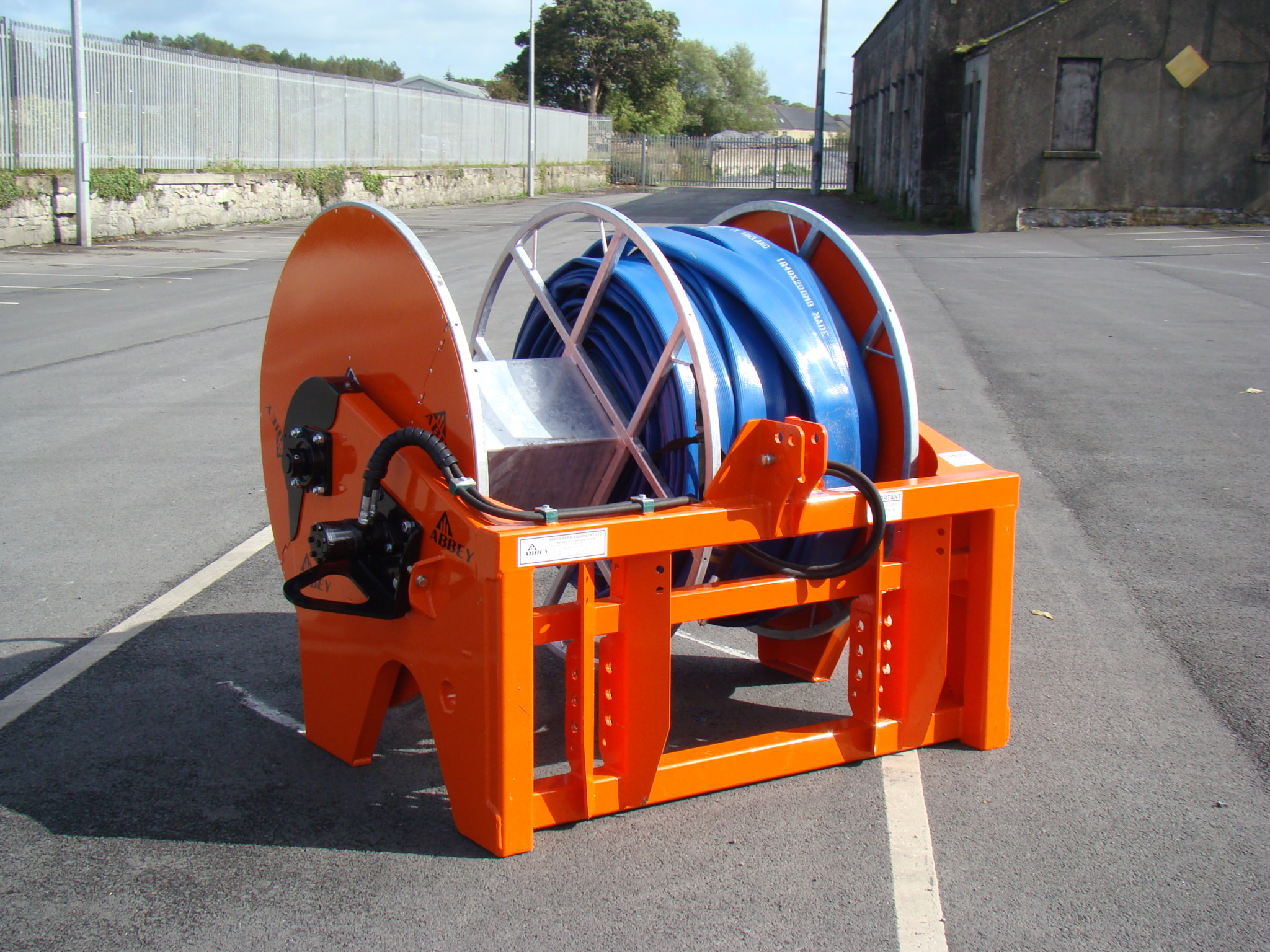 Abbey Slurry Umbilical System Machinery Range