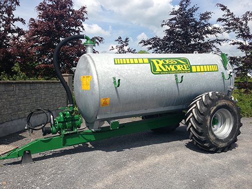 1600GL Vacuum Tanker