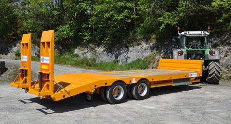 Kane 16 LLTM Low Loader Trailer