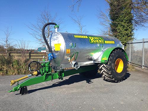 2200GL Vacuum tanker