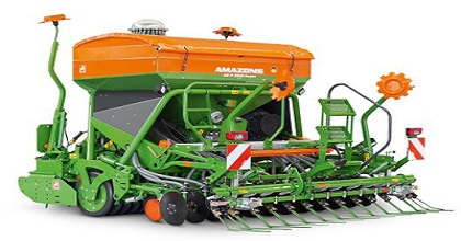 Amazone Pneumatic Seed Drill AD-P Super