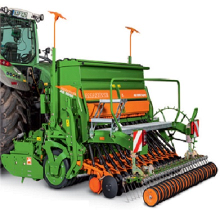 Amazone Seed Drill AD