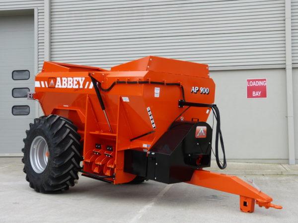 Abbey AP Spreader Machinery Range