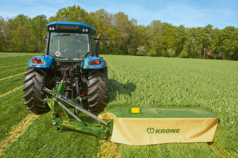 Krone Disc Mower Rear Activemow