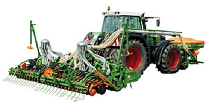 Amazone Pneumatic Seed Drill