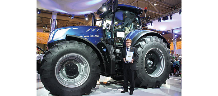 New Holland Machine Of The Year