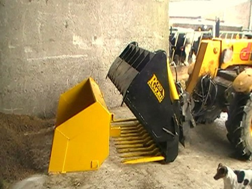 Rossmore Implements Bucket Shear