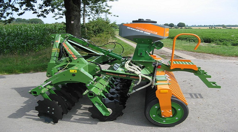 Amazone Catch Crop growing Technology