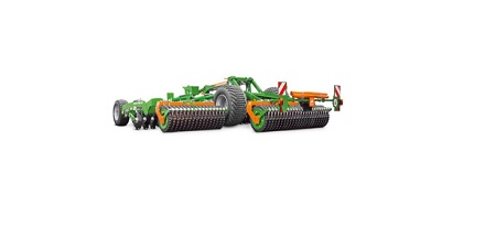 Passive Soil Tillage Amazone Catros 2TX