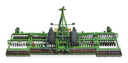 Passive Soil Tillage Amazone Catros 12003 2TS