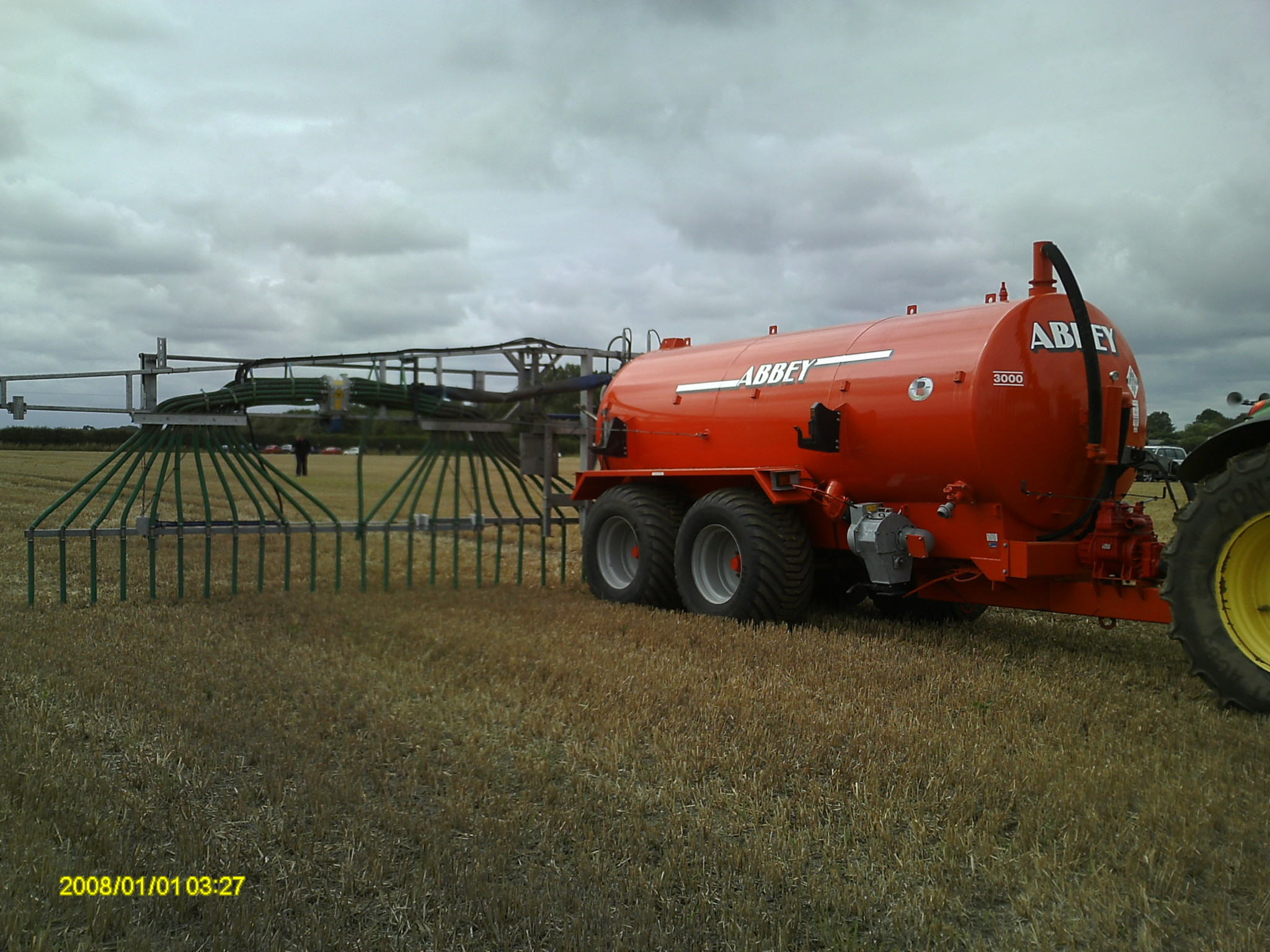 Abbey Slurry Applicators Range