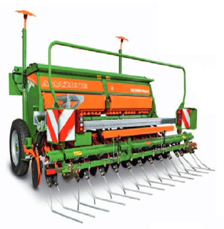 Amazone Seed Drill D9