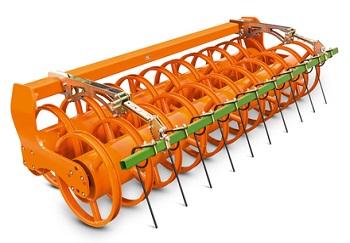 Passive Soil Rollers Amazone DUW