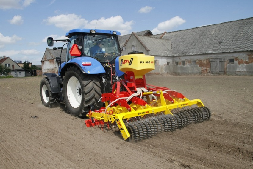 APV Grassland Power Harrow GP 300 M1