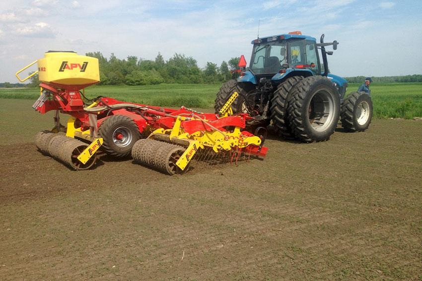 APV Grassland Power Harrow GP 600 M1