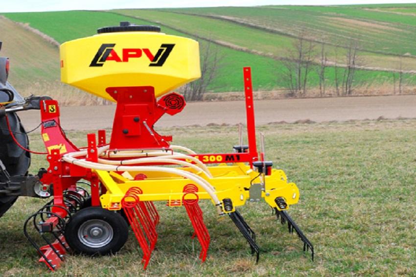 APV Grassland Weeder GS 300 M1