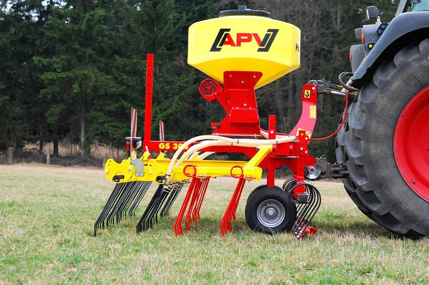 APV Grassland Weeder GS 600 M1