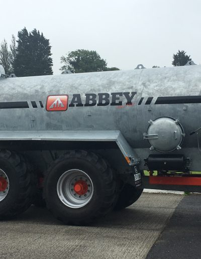 Abbey Tanker