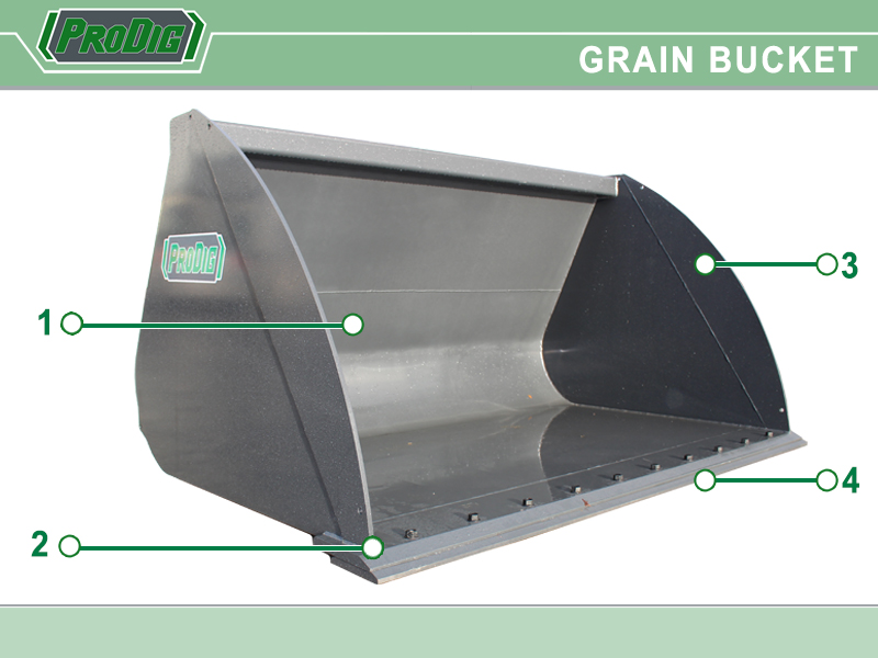 Prodig Grain Bucket