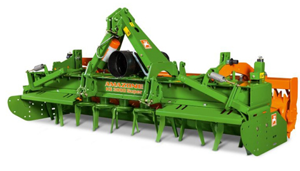 Active Soil Tillage Amazone Machinery