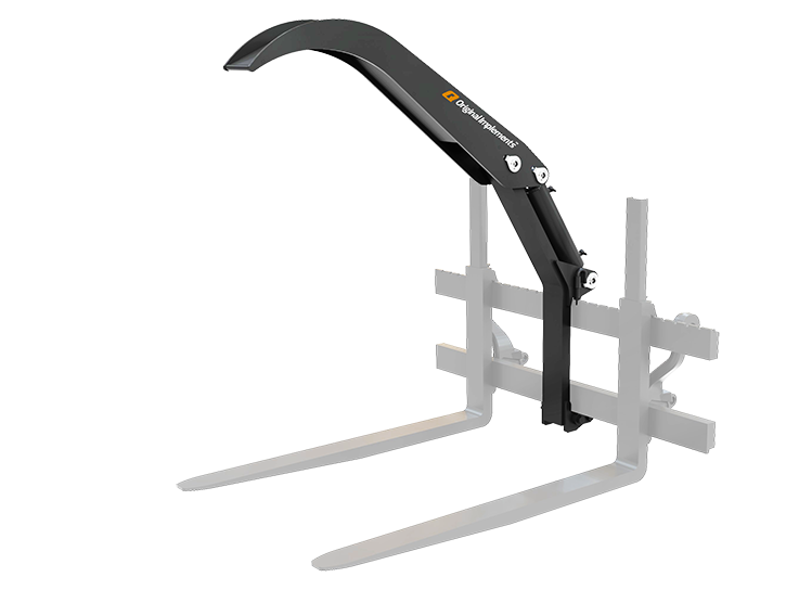Quicke Loader Log Grab Attachment