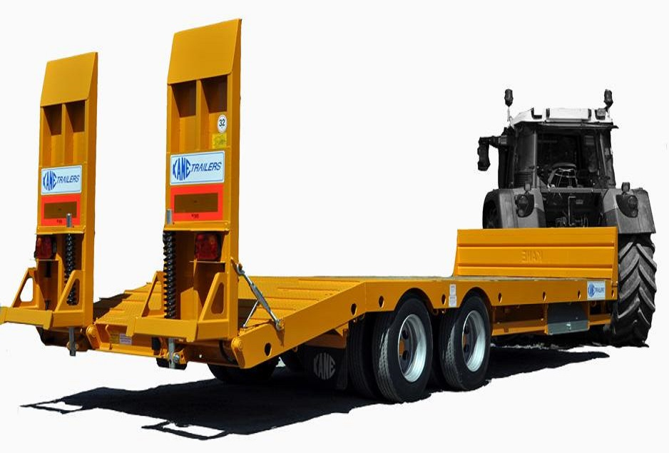 Kane Low Loader Trailers