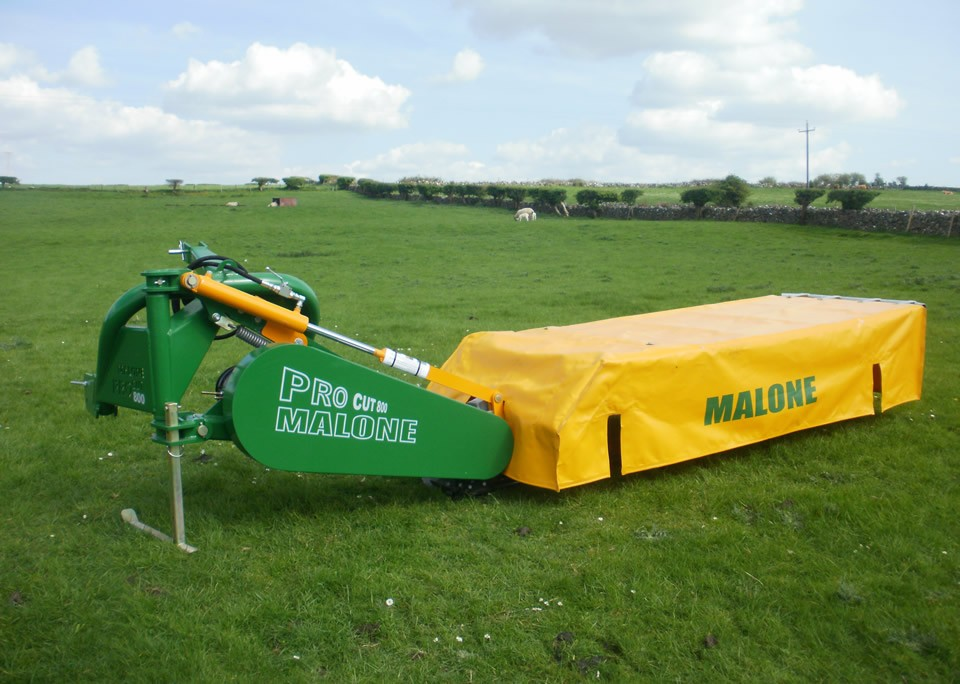Malone Mounted Disc Mower