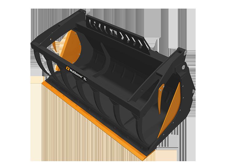 Quicke Manure & Silage Handler Multibenne XL