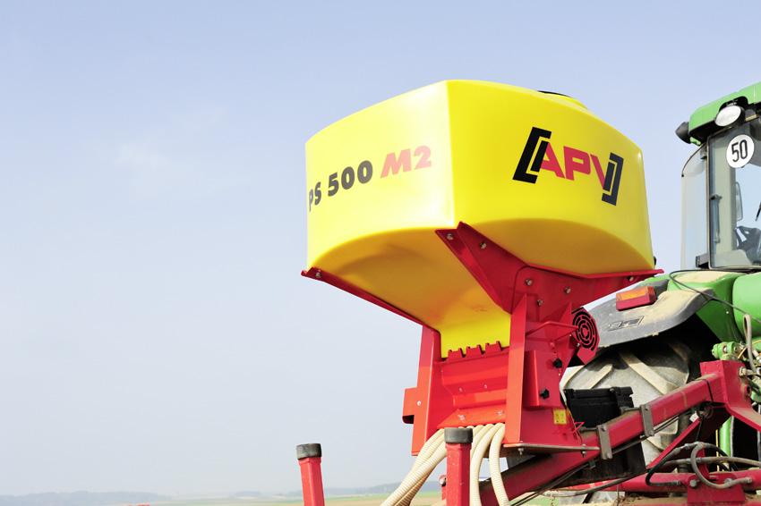 APV PS 500 M2