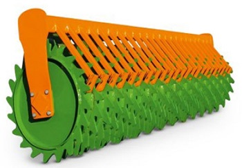 Passive Soil Rollers Amazone PW