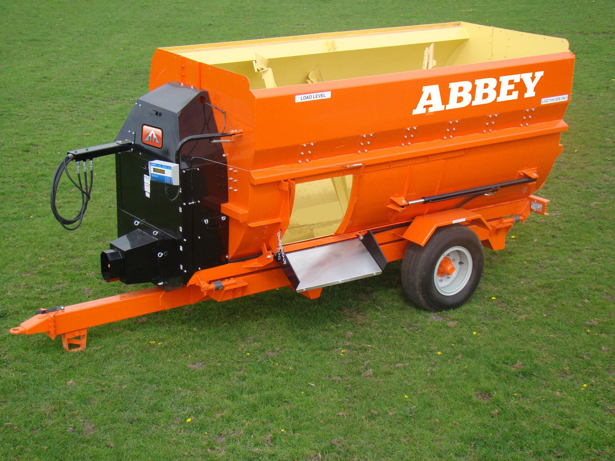 Abbey Paddle Feeder Machinery Range