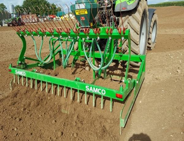Samco Soilmaster Soil Grader