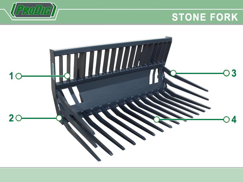Prodig Stone Fork