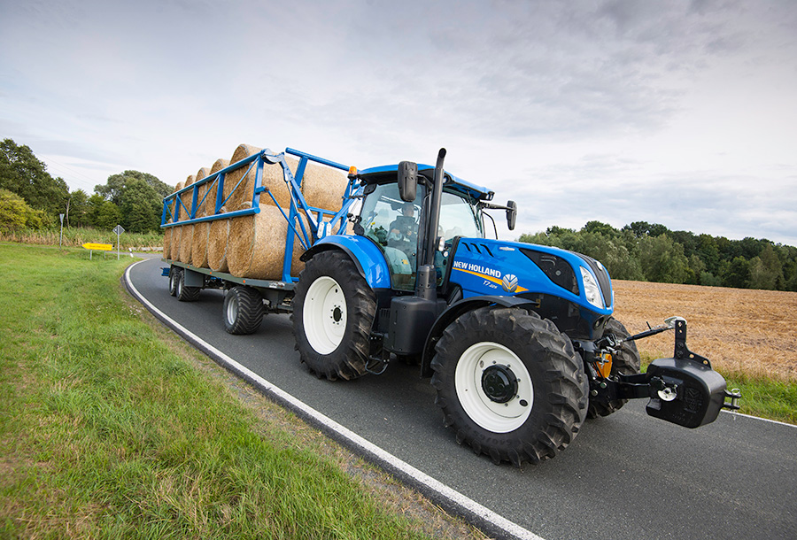 New Holland T7 SWB Tier 4A