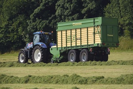 Krone Transport Technology
