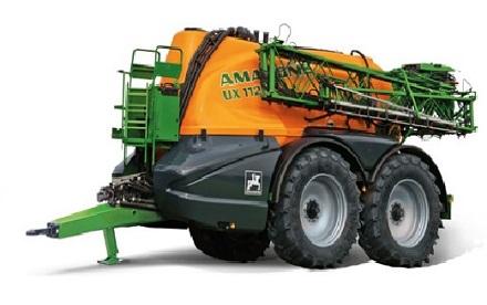 Amazone UX 11200 Crop Protection Sprayer