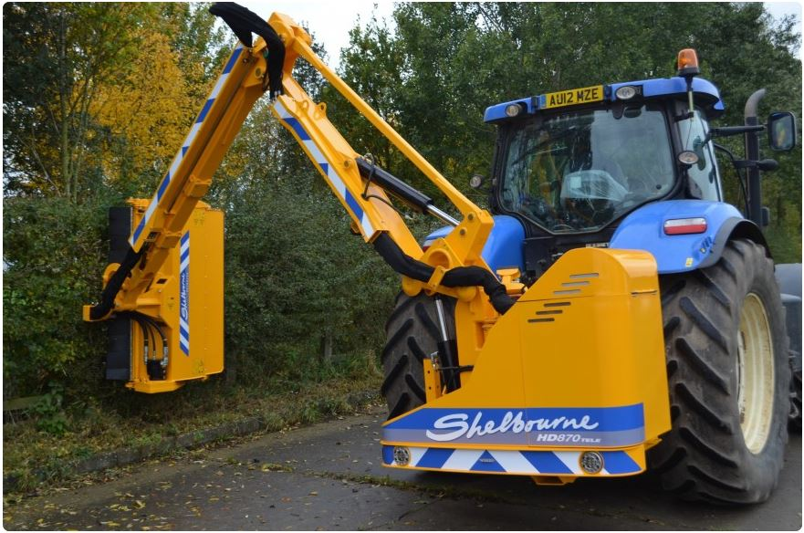 Shelbourne Reynolds Special Features 800 Series