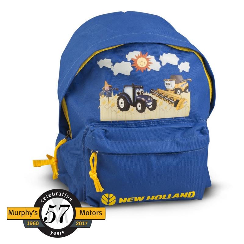b924307c2861 New Holland Kids Backpack - Murphy s Motors